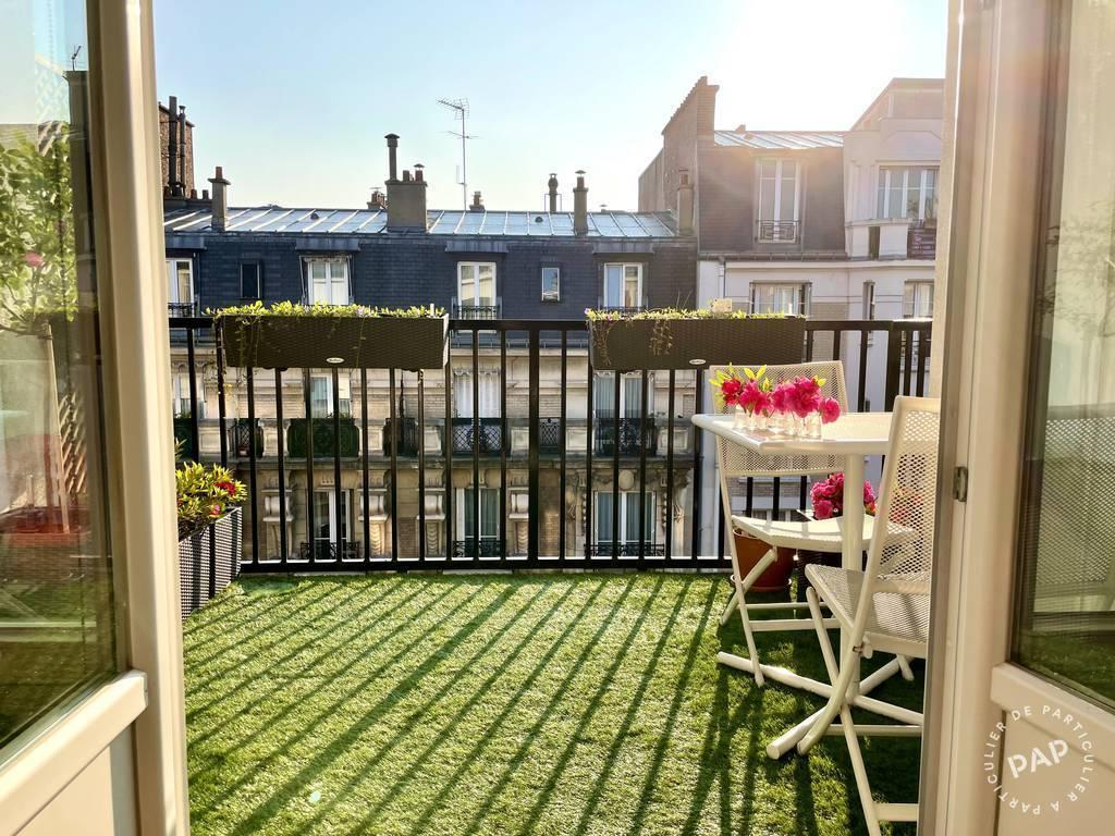 Vente appartement 3 pièces Saint-Mandé (94160)