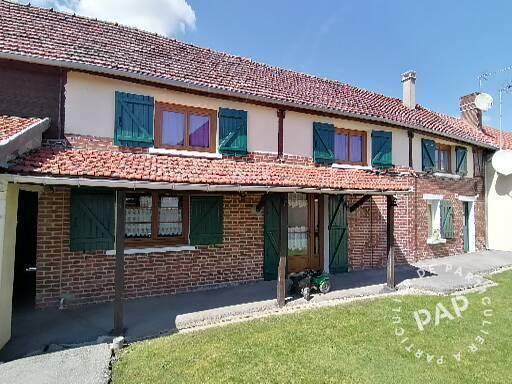 Vente maison 6 pièces Rothois (60690)