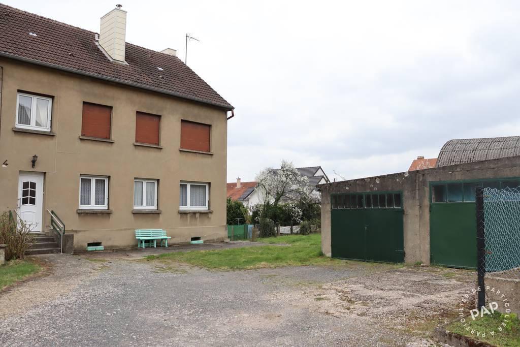 Vente maison 8 pièces Kerbach (57460)