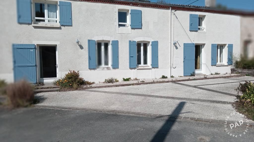 Vente maison 5 pièces La Planche (44140)