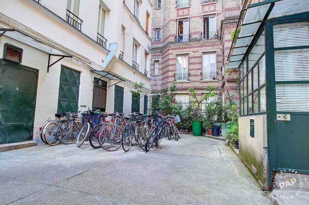 Vente Appartement Paris 20E (75020) 36m² 370.000€