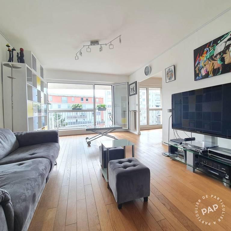 Vente Appartement Pantin (93500) 65m² 519.000€