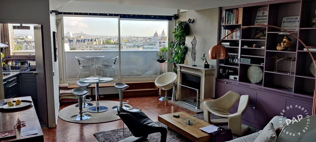 Vente Appartement Paris 14E (75014) 75m² 895.000€
