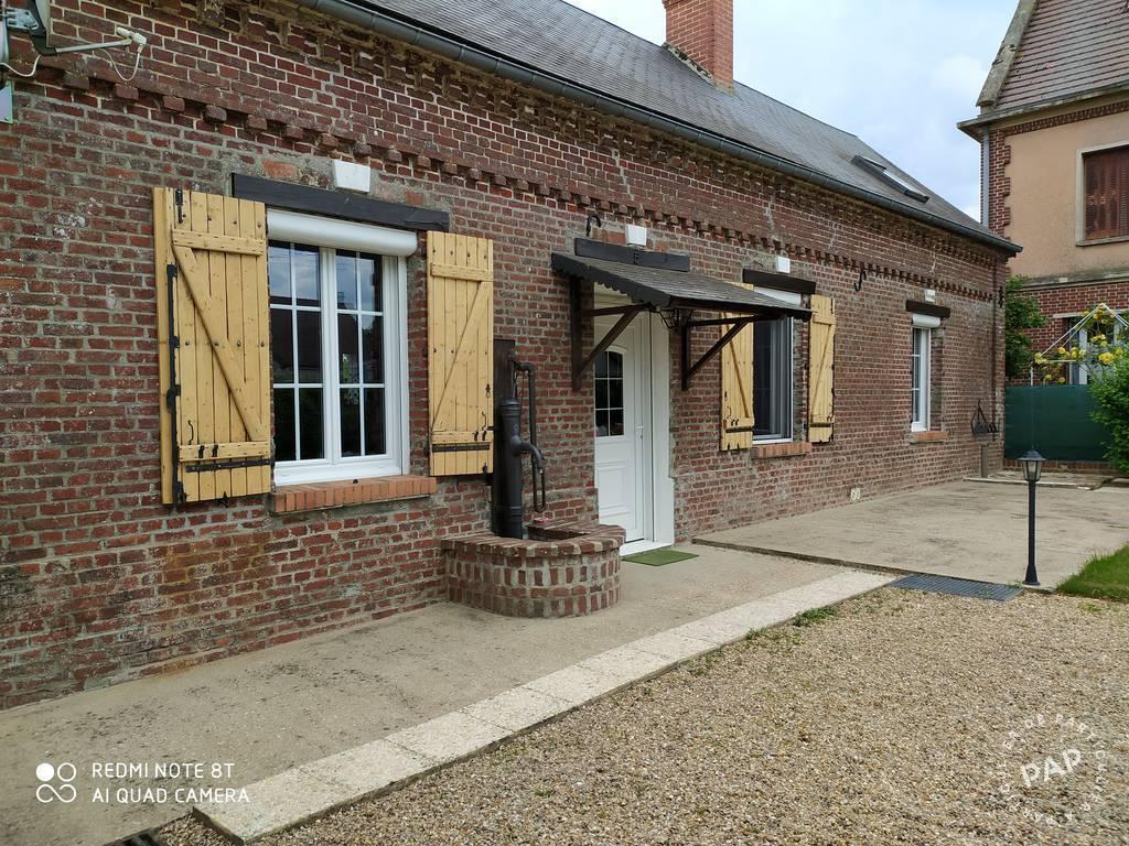 Vente Maison Fontenay-Torcy (60380) 144m² 175.000€