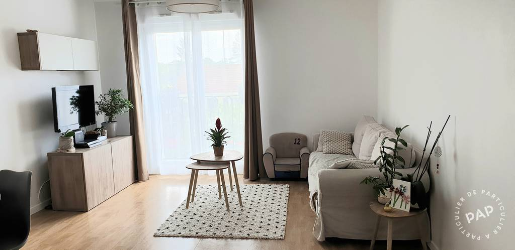 Vente Appartement Dammarie-Les-Lys (77190) 58m² 180.000€
