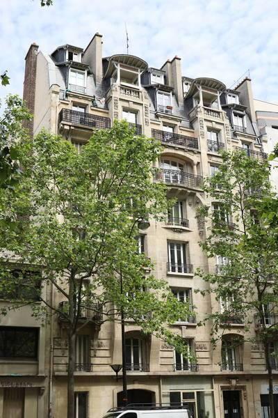 Bel Immeuble Période Art Nouveau