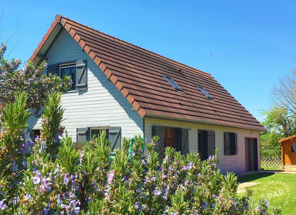 Vente maison 5 pièces Thégra (46500)