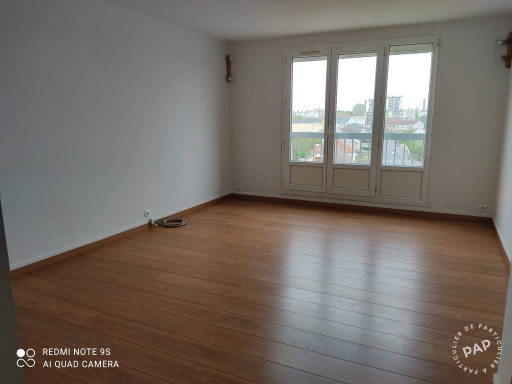 Vente appartement 3 pièces Mainvilliers (28300)
