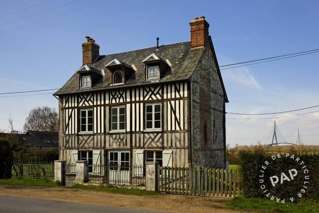 Location maison 6 pièces Ablon (14600)