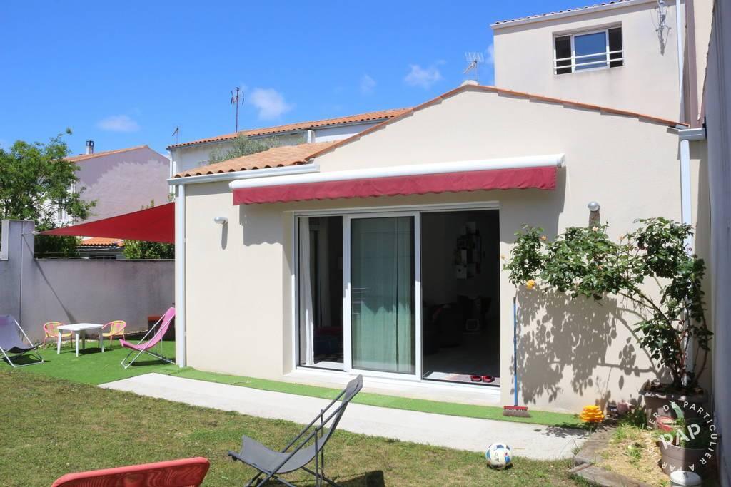 Vente maison 5 pièces La Rochelle (17000)