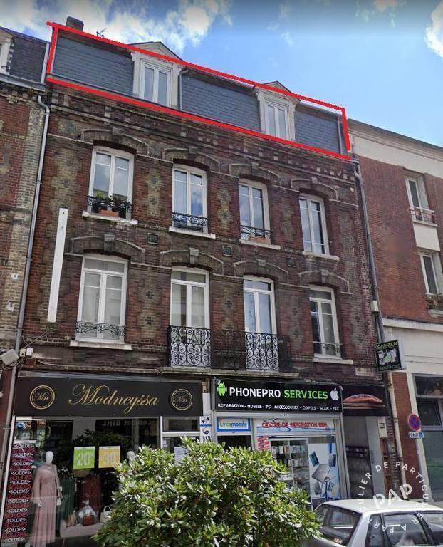 Vente Appartement Rouen (76100) 62m² 122.000€