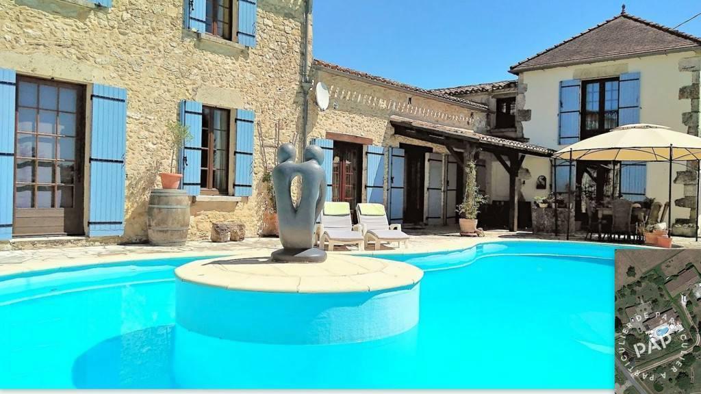Vente Maison Savignac-De-Duras (47120) 310m² 699.000€