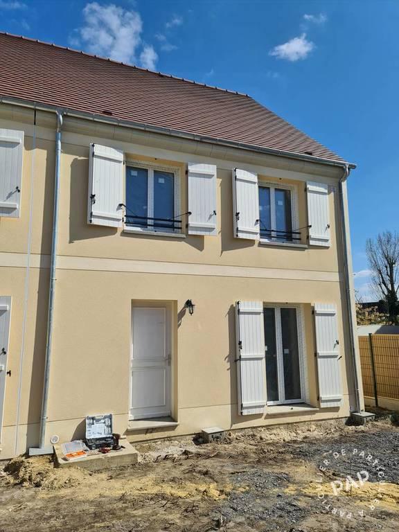 Vente Maison Cires-Lès-Mello (60660) 95m² 250.000€