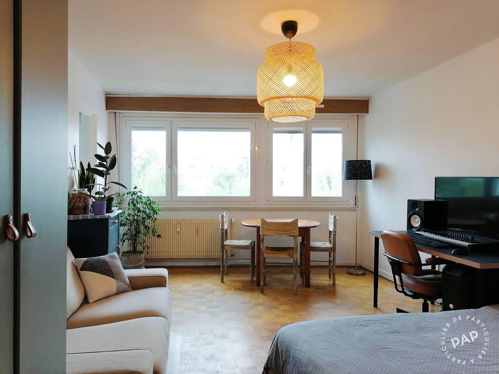 Vente appartement studio Strasbourg (67)