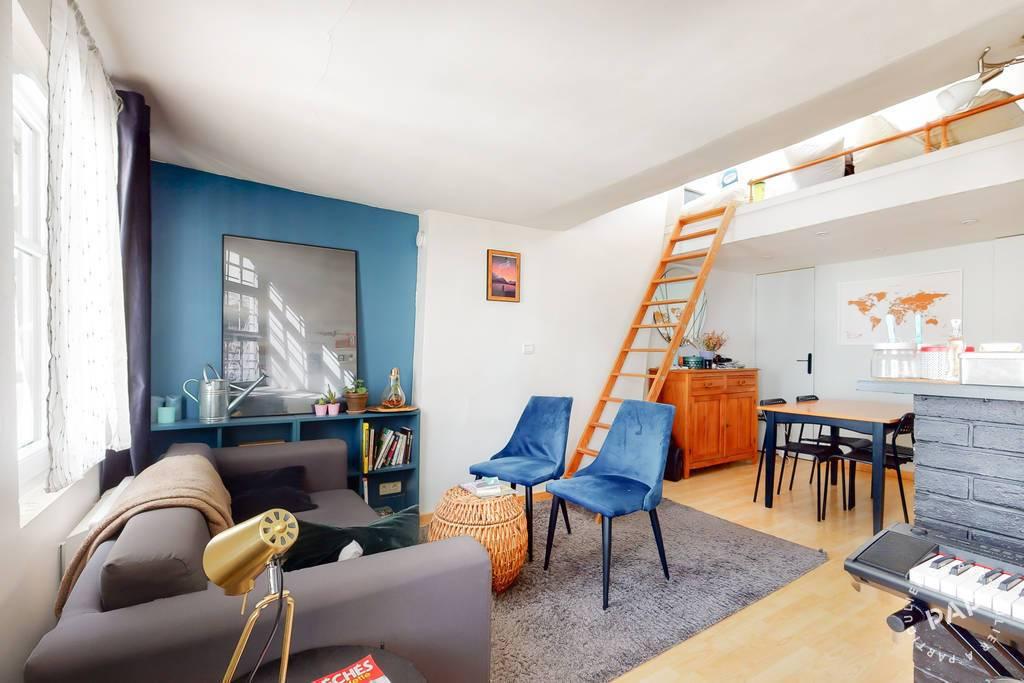 Vente Appartement Paris 17E (75017) 43m² 565.000€