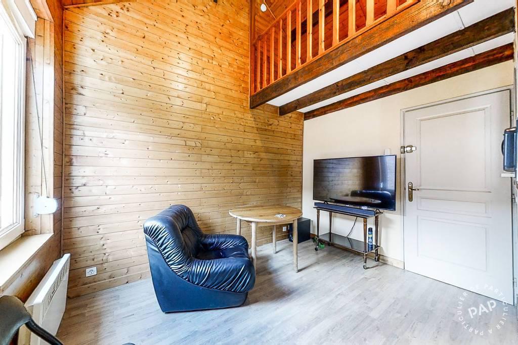 Vente appartement studio Loos (59120)