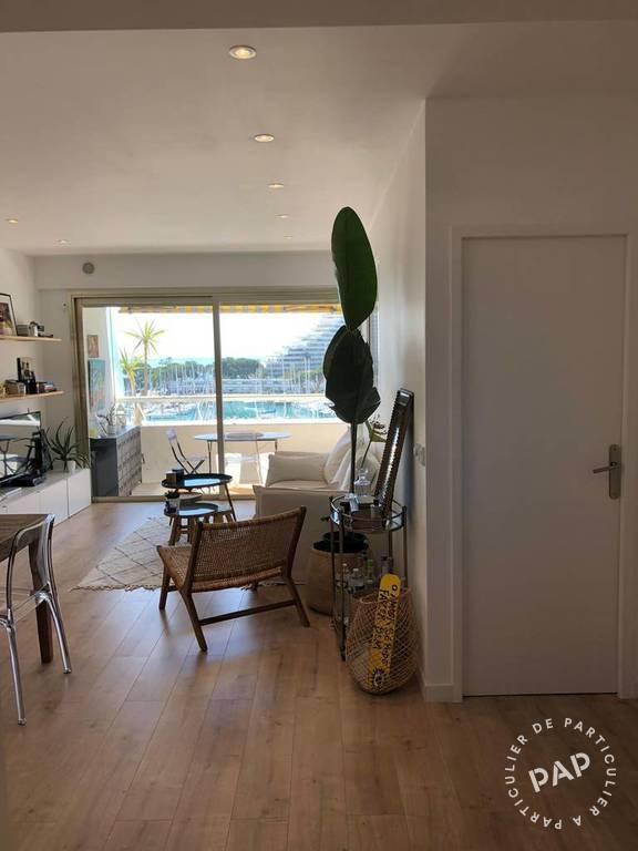 Vente appartement 3 pièces Villeneuve-Loubet (06270)