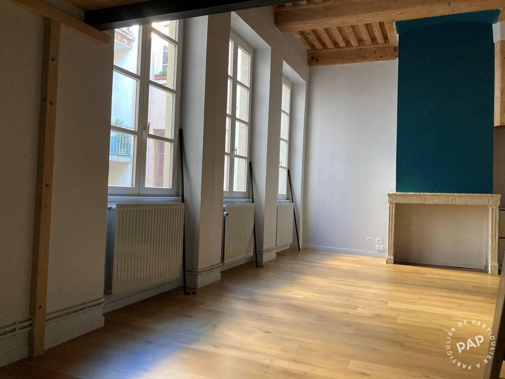 Location appartement studio Lyon 1er