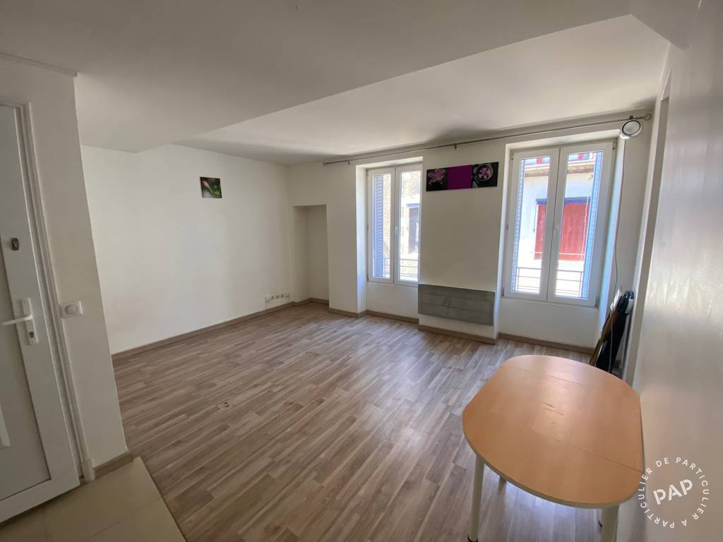 Vente appartement 3 pièces Montluçon (03100)