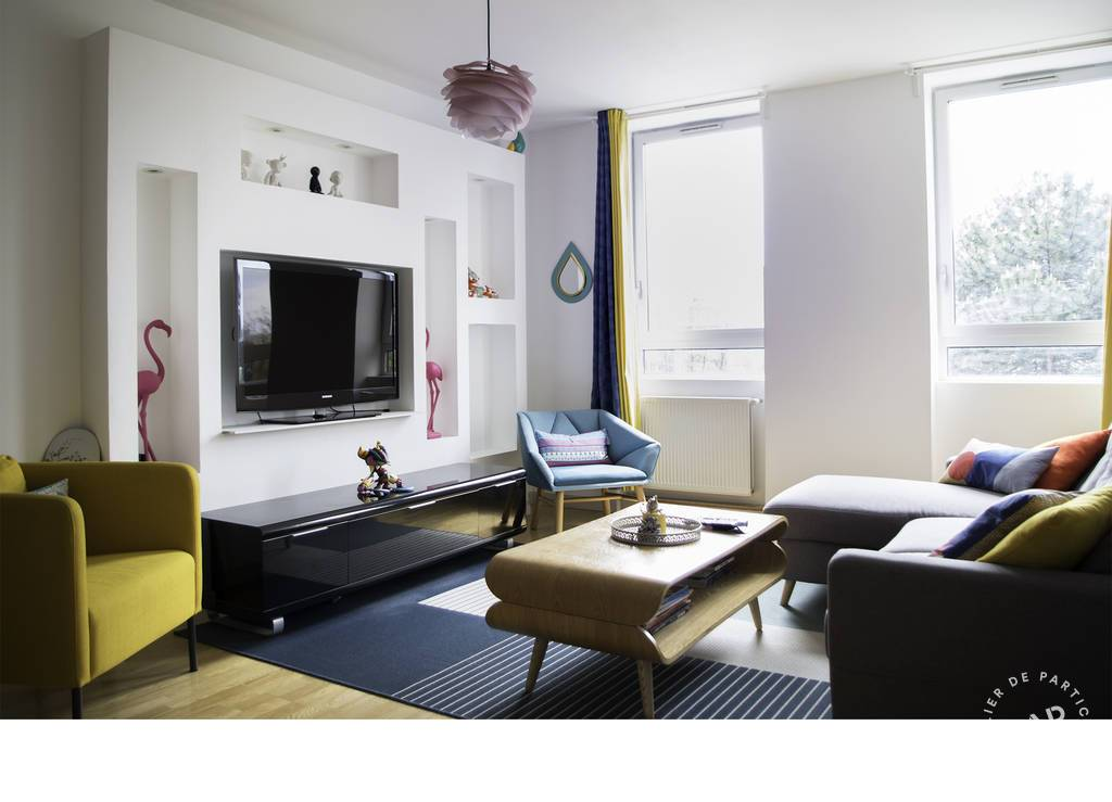 Vente Appartement Évry (91000) 76m² 196.000€