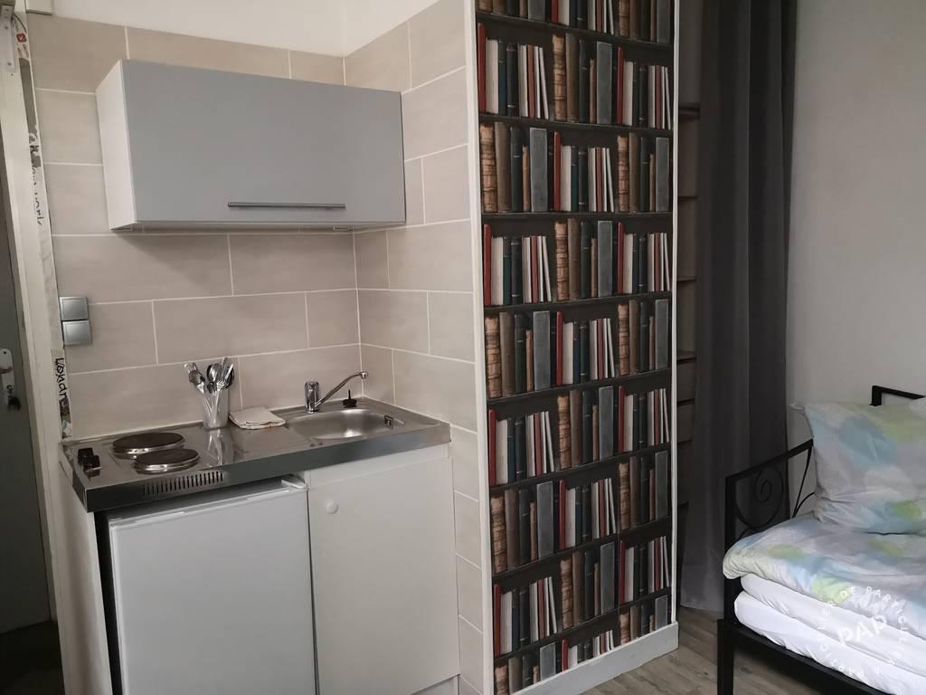 Vente appartement studio Rouen (76)