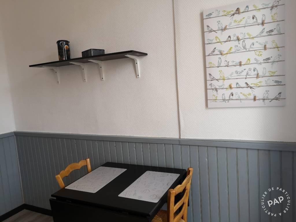 Vente appartement 2 pièces Rouen (76)