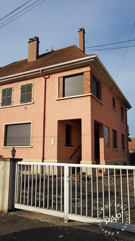 Vente maison 6 pièces Bischwiller (67240)