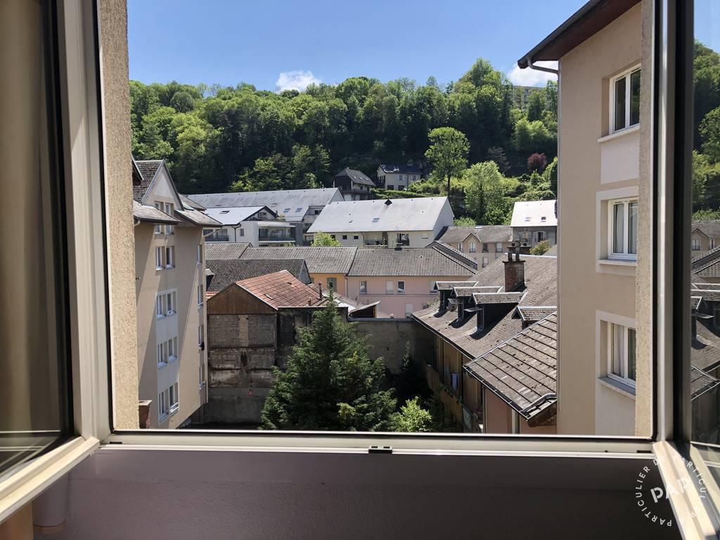 Vente appartement studio Chambéry (73000)