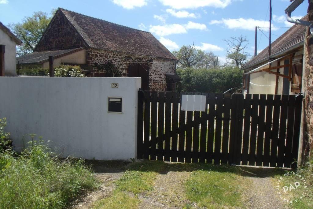 Vente maison 3 pièces Chaillac (36310)