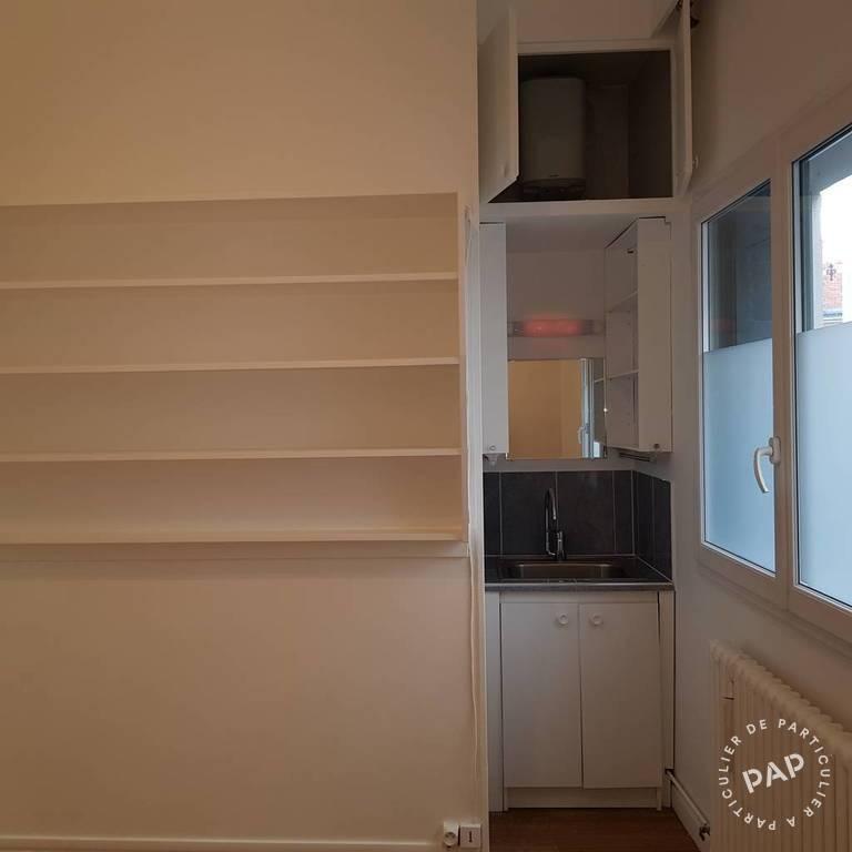Vente appartement studio Paris 6e