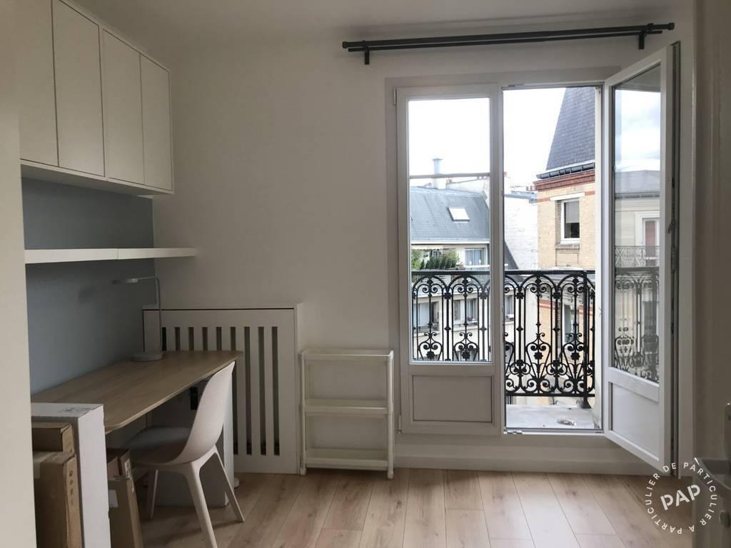 Location Appartement Paris 17E (75017) 14m² 745€