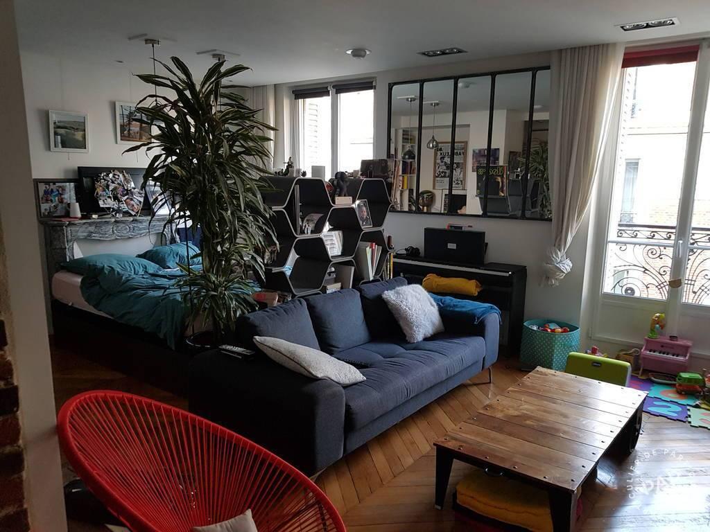 Vente Appartement Saint-Mandé (94160) 56m² 575.000€