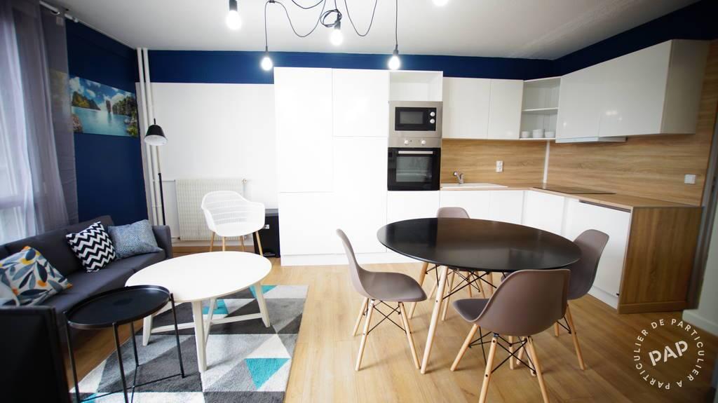Location Appartement Saint-Denis (93200) 13m² 548€
