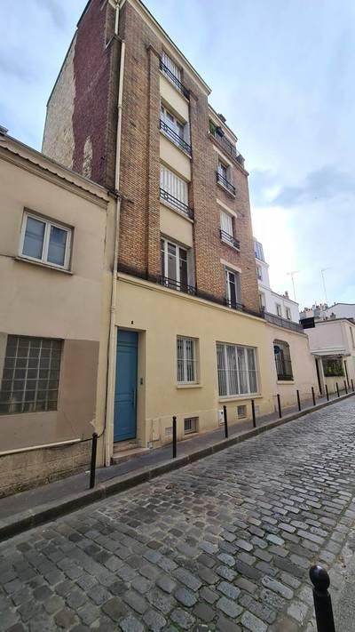 Paris 18E
