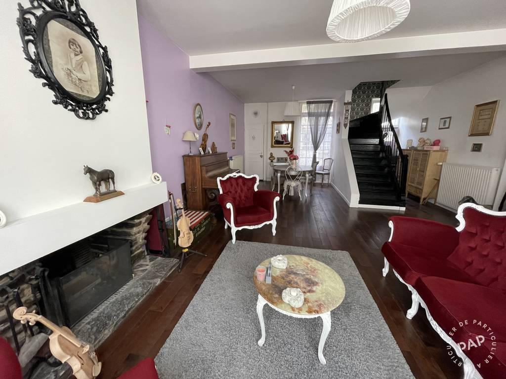 Vente maison 5 pièces Reims (51100)