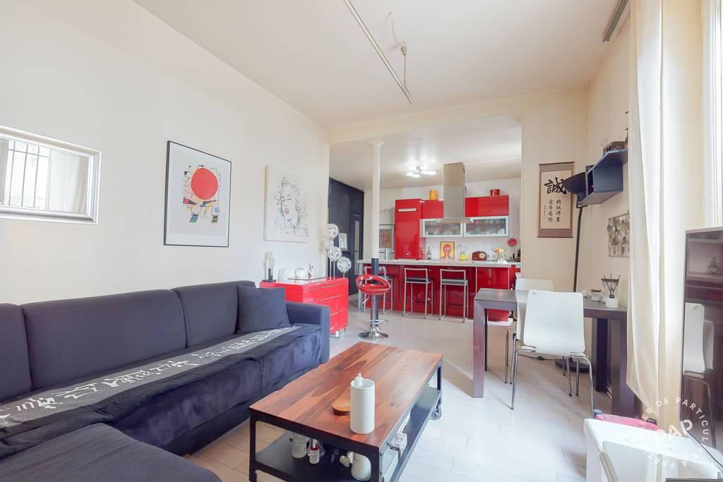 Vente Appartement Ivry Sur Seine 64m² 310.000€