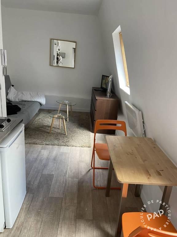 Location maison studio Paris 17e