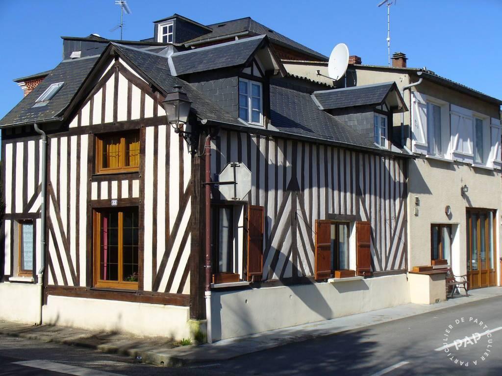 Vente Maison Saint-Julien-Le-Faucon (14140) 119m² 90.000€