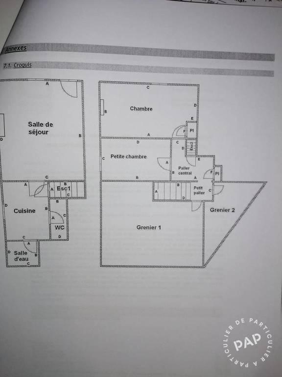 Vente maison 3 pièces La Chapelle-aux-Filtzméens (35190)