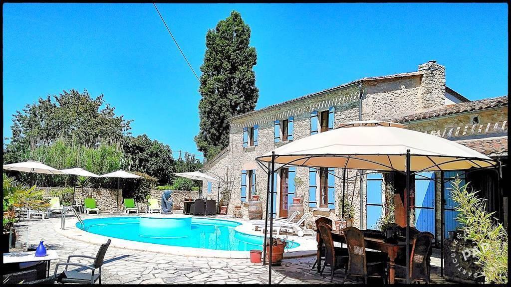 Vente Maison Savignac-De-Duras (47120)