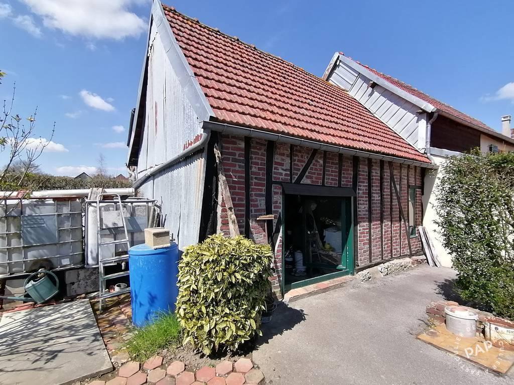 Vente immobilier 145.000€ Rothois (60690)