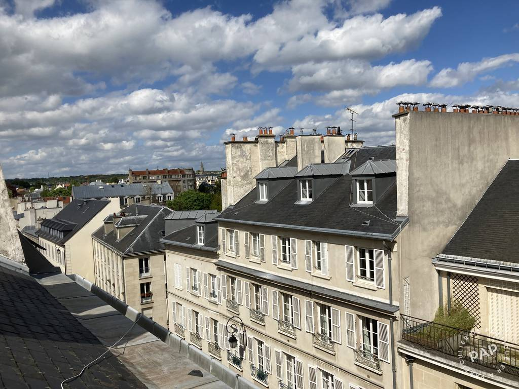 Location immobilier 650€ Versailles (78000)