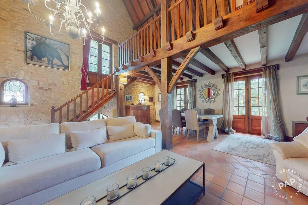 Vente immobilier 535.000€ Gourdon (46300)