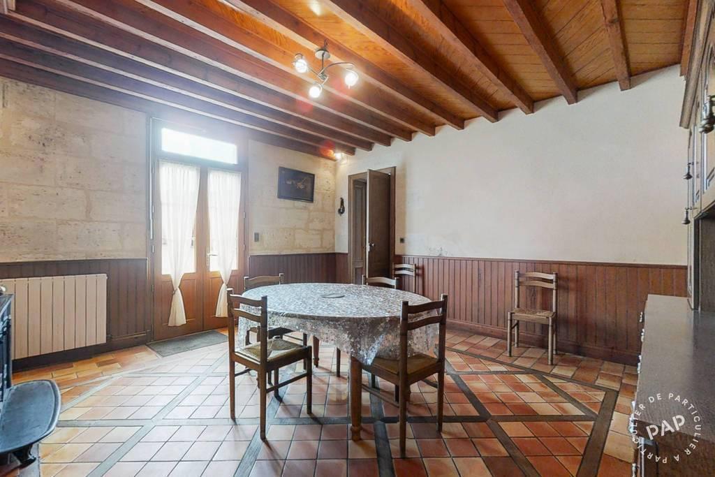 Vente immobilier 450.000€ Civrac-De-Blaye (33920)