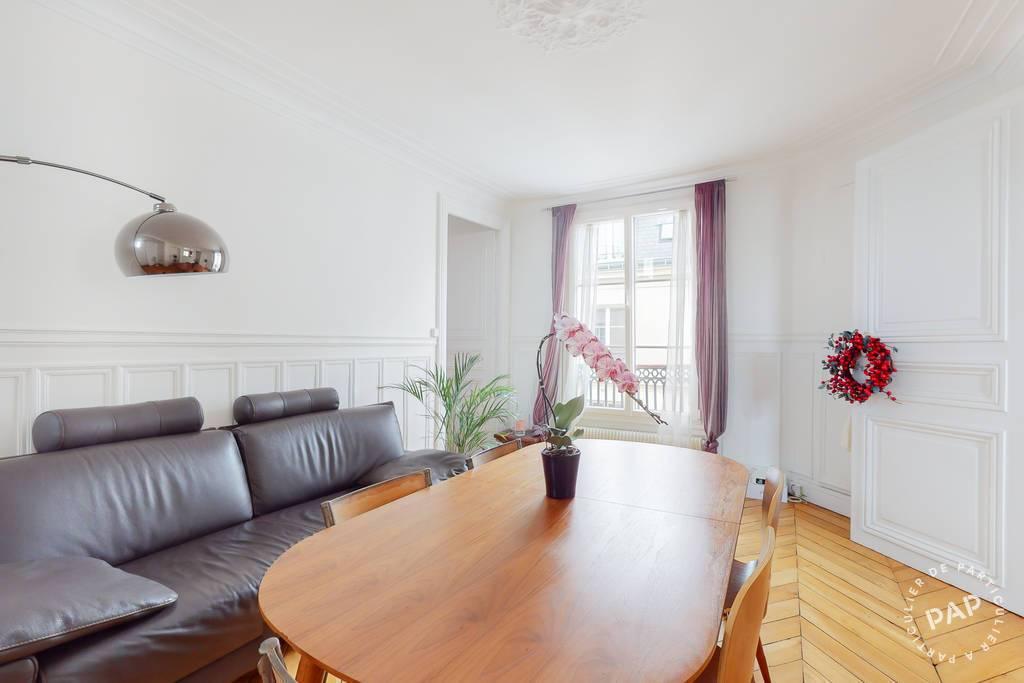 Vente immobilier 890.000€ Paris 2E (75002)