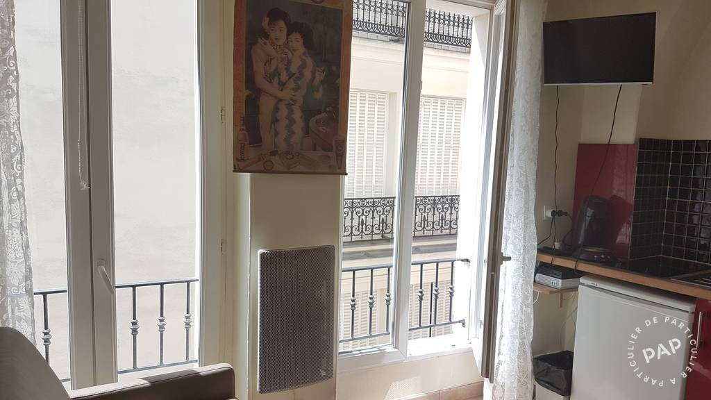 Location immobilier 598€ Paris 4E