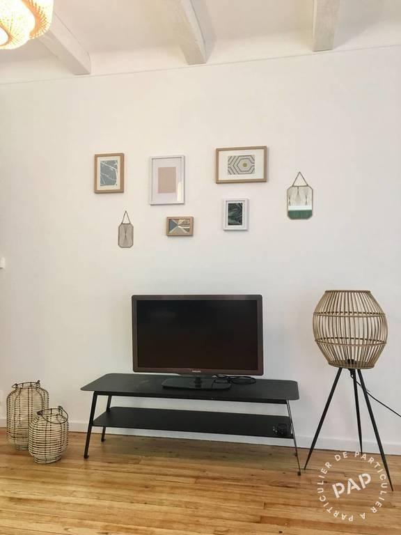 Appartement L'île-Saint-Denis (93450) (93450) 600€