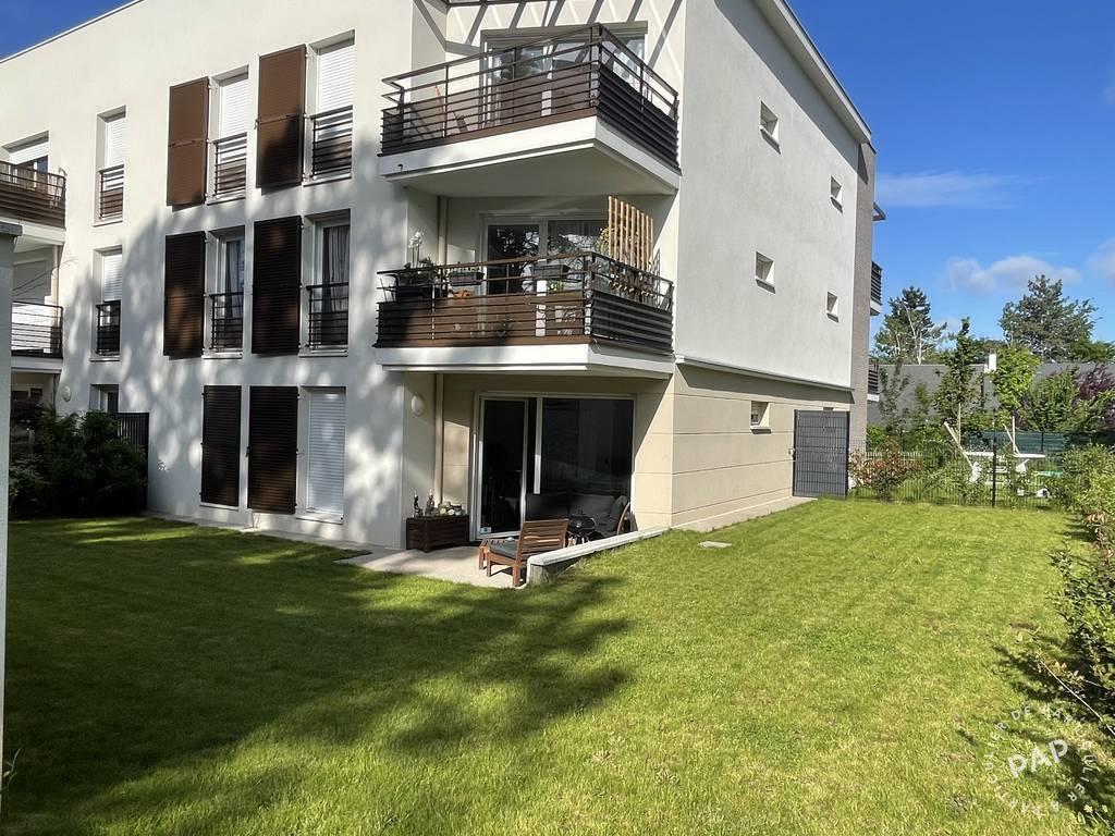 Appartement 258.000€ 58m² Quincy-Sous-Sénart (91480)