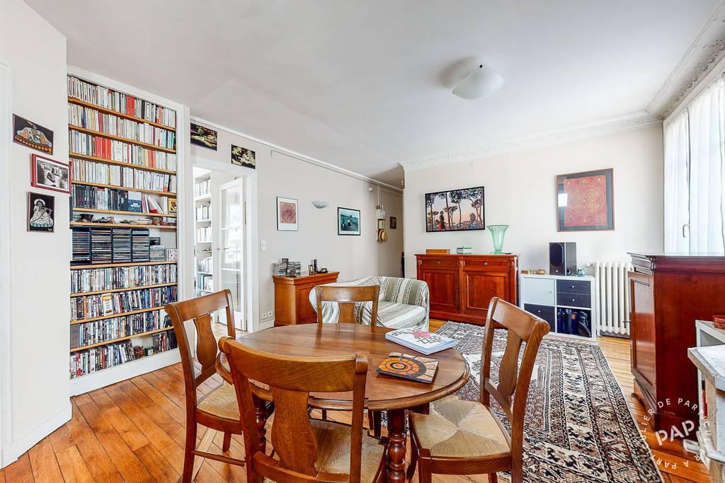 Appartement 752.000€ 65m² Bel Immeuble Période Art Nouveau