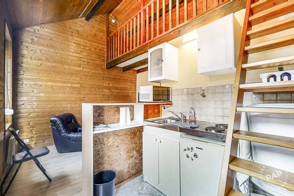 Appartement 80.000€ 25m² Lille /Loos